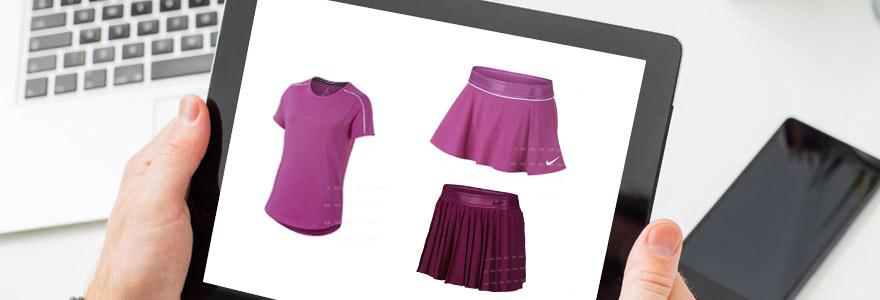 vetements de sports pour enfants acheter des tenue de tennis en ligne