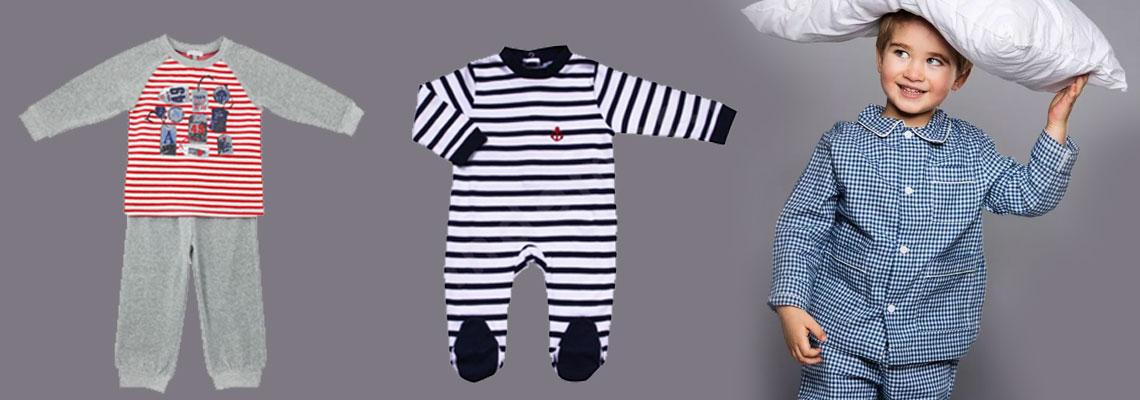 pyjamas pour bebes garçons