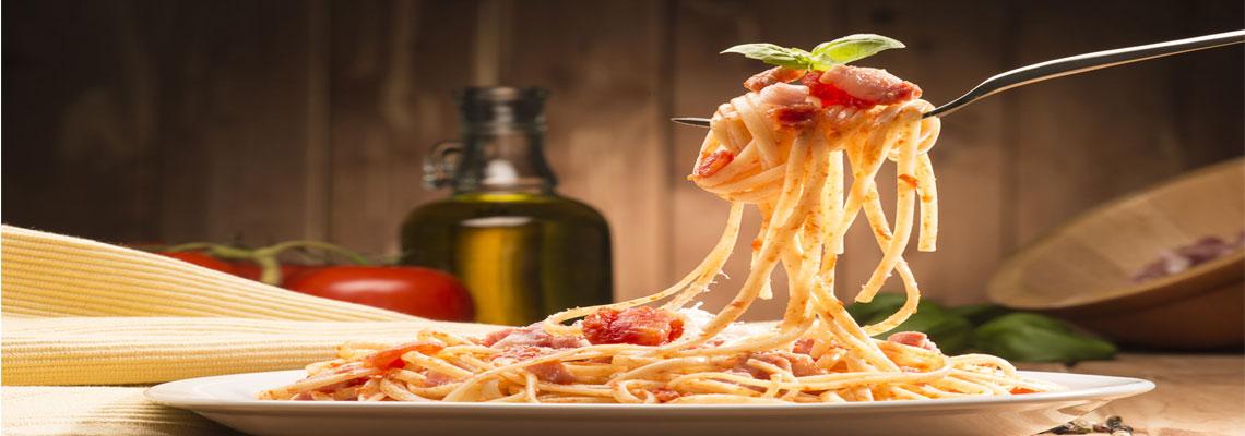 Classiques de la cuisine italienne : commander du risotto et des pâtes en ligne