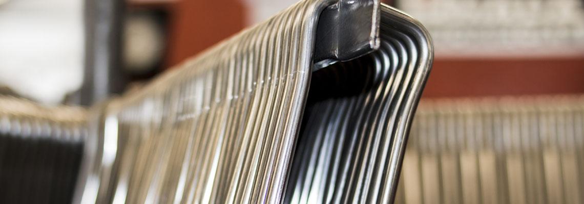Trouver un spécialiste du cintrage de fil métallique pour l'industrie