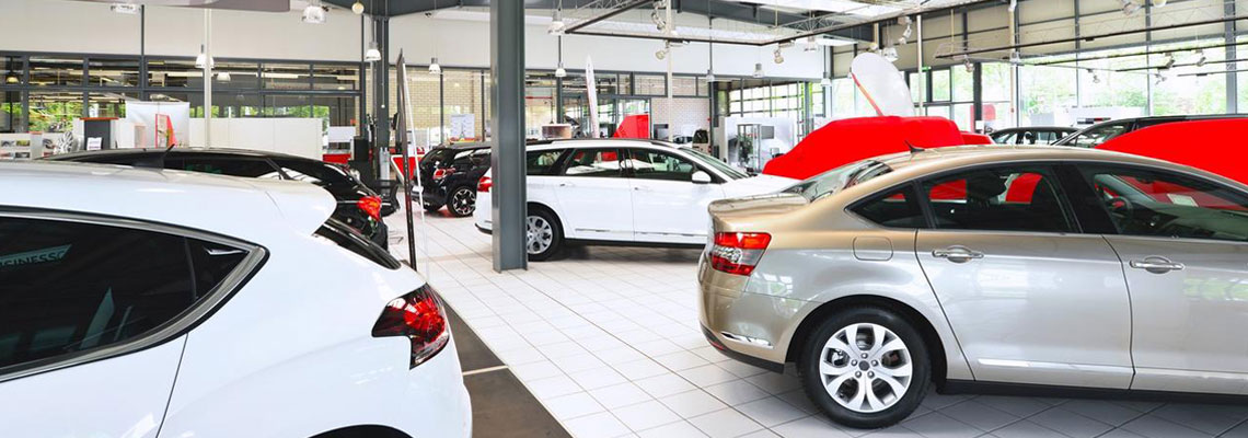 Automobile neuve et d'occasion