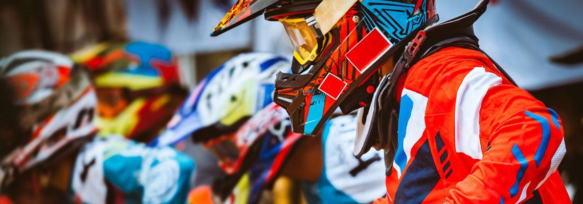 Equipement motocross