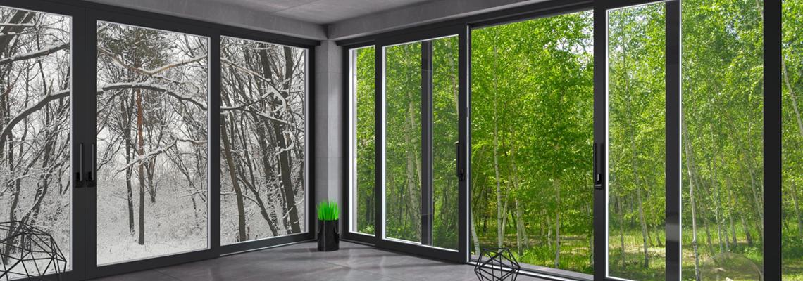 choisir des portes-fenêtres en alu