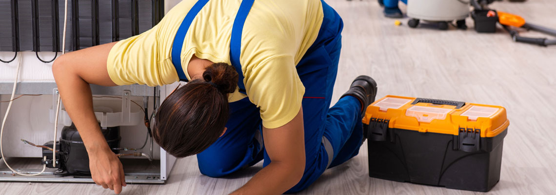 Réparation d'appareils électroménagers à domicile